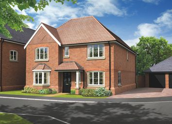 "Thumbnail 4 bedroom property for sale in ""The Orchard"" at Basingstoke Road, Spencers Wood, Reading"