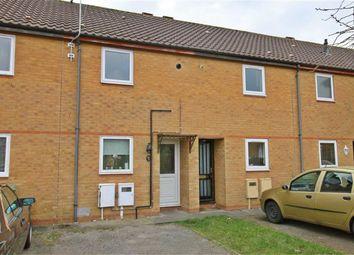 Thumbnail 2 bedroom terraced house to rent in Calverleigh Crescent, Furzton, Milton Keynes