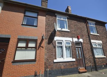 Thumbnail 3 bed terraced house to rent in Oldfield Street, Fenton, Stoke-On-Trent