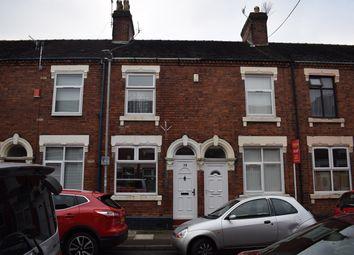 Thumbnail 2 bed terraced house for sale in Watford Street, Shelton, Stoke On Trent