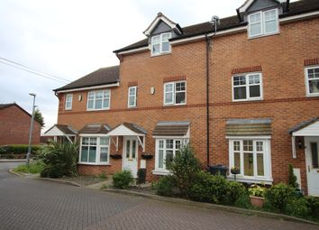 Thumbnail 4 bed terraced house for sale in Netherhouse Close, Great Barr, Birmingham