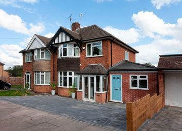Thumbnail Room to rent in Downing Drive, Leicester