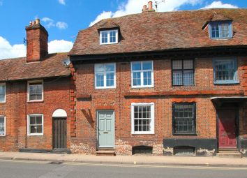 Thumbnail 4 bedroom terraced house for sale in Wincheap, Canterbury