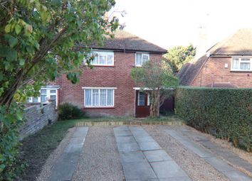 Thumbnail 3 bed semi-detached house for sale in Burrfield Drive, Orpington