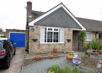 Thumbnail 2 bed semi-detached bungalow for sale in Candler Avenue, West Ayton, Scarborough, North Yorkshire