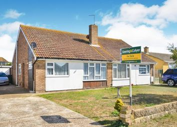 Thumbnail 2 bed bungalow for sale in Roberts Road, Greatstone, New Romney, Kent