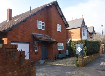 Thumbnail 4 bed detached house to rent in Alberta Place, Penarth
