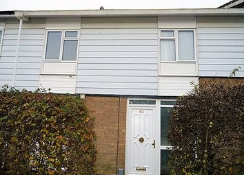 Thumbnail 3 bed terraced house to rent in Abbey Road, Basingstoke