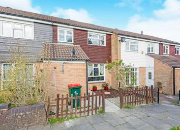 Thumbnail 3 bed terraced house for sale in Weaver Close, Ifield, Crawley