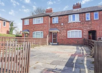 3 bed terraced house for sale in Siddington Avenue, Manchester M20