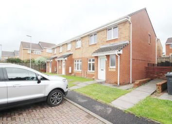 Thumbnail 3 bed end terrace house for sale in 5, Bentink Gardens, Blackwood ML119Gl