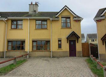 Thumbnail 4 bed semi-detached house for sale in 44 Pairc Na Mblath, Ballinroad, Dungarvan, Waterford