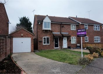 Thumbnail 2 bed end terrace house for sale in Mulberry Gardens, Witham