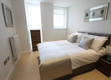 Thumbnail 2 bed flat to rent in Canary View, 23 Dowells Street, New Capital Quay, Greenwich, London