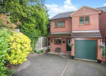 Thumbnail 4 bed detached house for sale in Salters Lane, Tamworth, Staffordshire, England