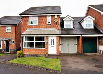 Thumbnail 3 bed link-detached house for sale in Broadmeadow End, Thatcham
