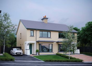 Thumbnail 3 bed semi-detached house for sale in Crawfords Farm, Bangor West, Bangor