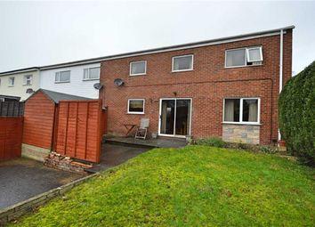 Thumbnail 3 bedroom terraced house for sale in 21, Lon Ceirios, Trehafren, Newtown, Powys