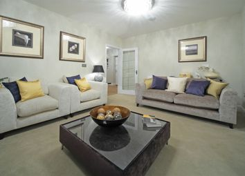 "Thumbnail 4 bed detached house for sale in ""The Knowsley"" at Ettington Road, Wellesbourne, Warwick"