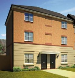 "Thumbnail 2 bedroom duplex for sale in ""The Mayfair "" at Upton Drive, Burton-On-Trent"