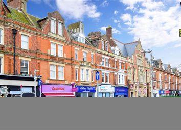 Sandgate Road, Folkestone, Kent CT20. 3 bed maisonette for sale