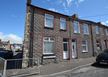 Thumbnail 3 bed end terrace house for sale in Bassett Street, Barry