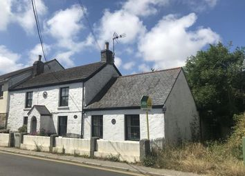 Thumbnail 3 bedroom semi-detached house for sale in Goldsithney, Penzance, Cornwall