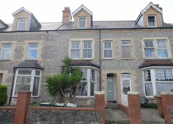 Thumbnail 4 bed terraced house for sale in Courtney Road, Barry, Vale Of Glamorgan