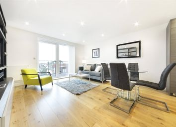 Thumbnail 2 bed flat for sale in Graham Apartments, Silverworks Close, Colindale, London
