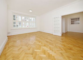 Thumbnail 3 bed flat to rent in Frognal, Hampstead