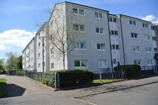 Thumbnail 2 bed flat to rent in Craighead Street, Barrhead, Glasgow