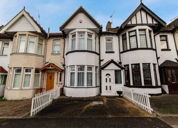 3 bed terraced house for sale in Fleetwood Avenue, Westcliff-On-Sea SS0