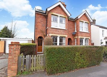 Thumbnail 4 bed semi-detached house for sale in Yetminster Road, Farnborough