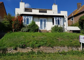 Thumbnail 4 bed detached house for sale in Lenham Avenue, Saltdean