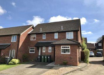 Thumbnail 3 bedroom end terrace house for sale in Kempshott Rise, Basingstoke, Hampshire