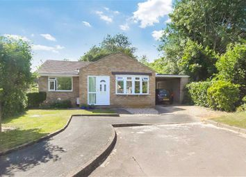 Thumbnail 2 bed detached bungalow for sale in St James Close, Swindon, Wiltshire