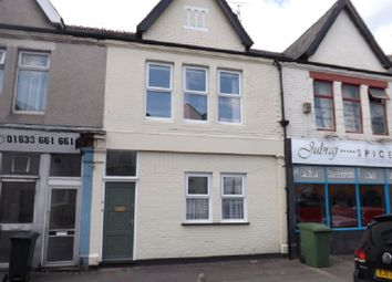 Thumbnail 2 bed flat to rent in Corporation Road, Newport, S Wales .