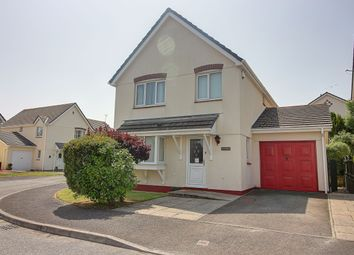 Thumbnail 4 bed detached house for sale in Treverbyn Gardens, Sandy Hill, St. Austell