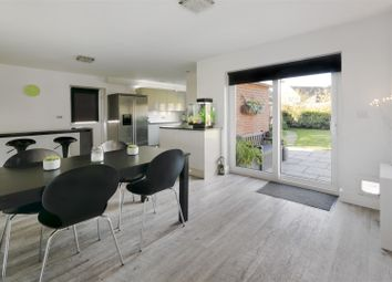 Thumbnail 4 bed detached house for sale in The Lakes, Larkfield