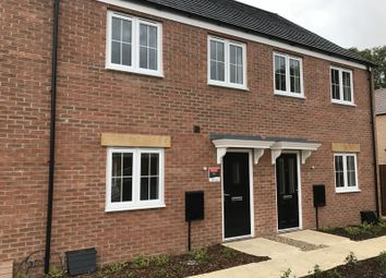 Thumbnail 3 bed semi-detached house to rent in Holly Court The Heights, Newark