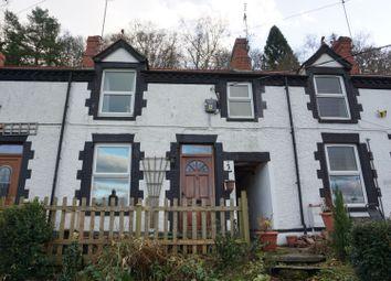 Thumbnail 3 bed terraced house for sale in Bron Berwyn, Corwen