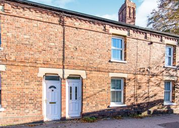 Thumbnail 2 bed terraced house for sale in London Road, Bracebridge Heath, Lincoln