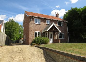 Thumbnail 4 bed detached house for sale in Water End, Great Cressingham, Thetford