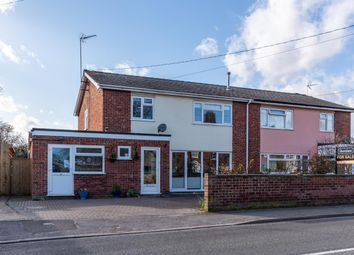 Thumbnail 4 bed semi-detached house for sale in Nowton Road, Bury St. Edmunds