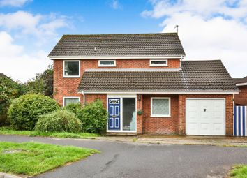 Thumbnail 4 bedroom detached house for sale in Nightingale Drive, Taverham, Norwich