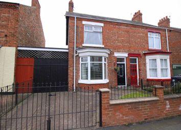 Thumbnail 3 bed semi-detached house for sale in Keats Court, Milton Street, Darlington