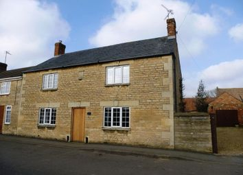 Thumbnail 5 bed semi-detached house to rent in West End, Langtoft, Peterborough