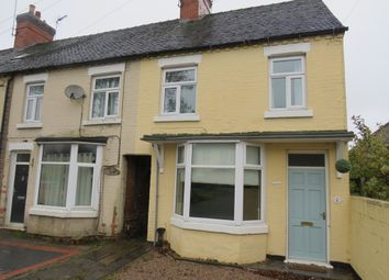 Thumbnail 2 bed end terrace house for sale in Westhill, Uttoxeter