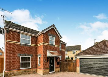 4 bed detached house for sale in St. Marks Close, Worksop S81