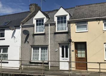 Thumbnail 3 bed terraced house to rent in Station Road, Pembroke, Pembrokeshire